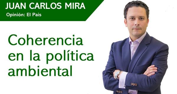 Coherencia en la política ambiental