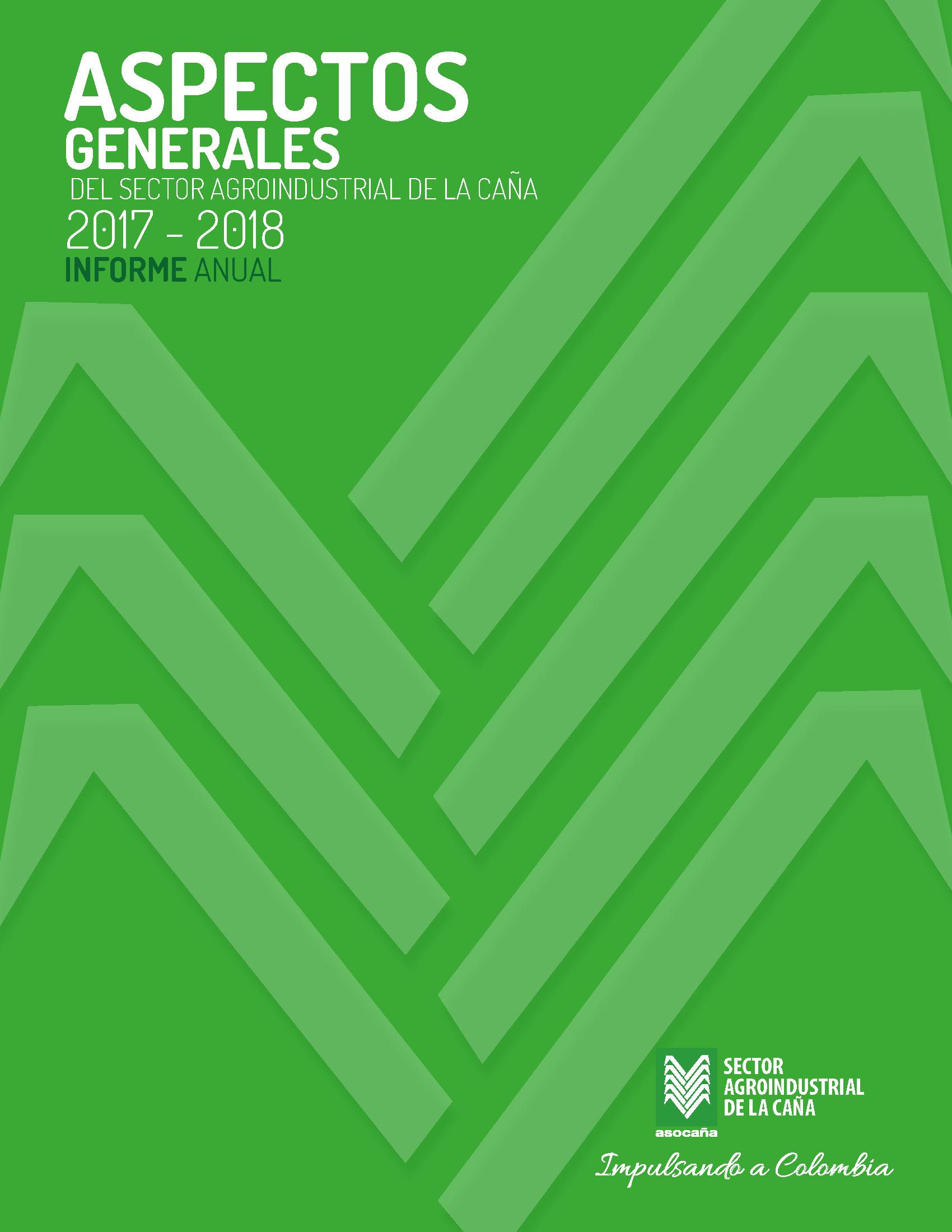 Informe anual 2017 - 2018