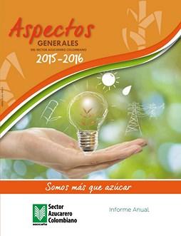 Presentación Informe Anual de Asocaña 2015-2016